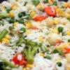 Ризотто из риса с овощами